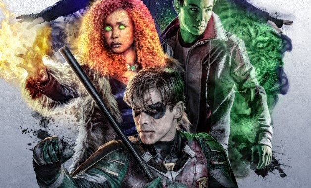 Netflix Picks up Titans for International Streaming