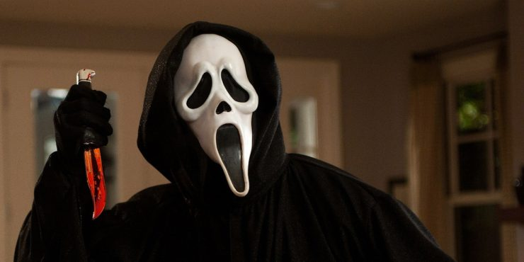 Ghostface- Ranking Slasher Killers from Least to Most Terrifying