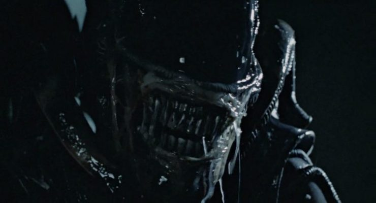 7 Monsters of Cinema- Alien