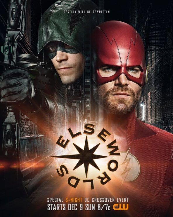 Arrowverse Elseworlds Crossover Crosses the Streams