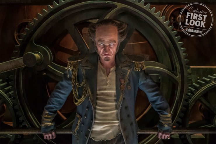 A Series of Unfortunate Events First Look at Final Season