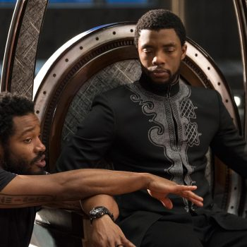 Ryan Coogler Signs on to Write and Direct Black Panther 2