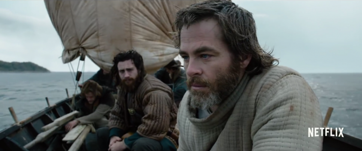 New Trailer for The Outlaw King