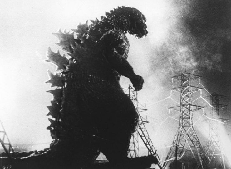 7 Monsters of Cinema- Godzilla