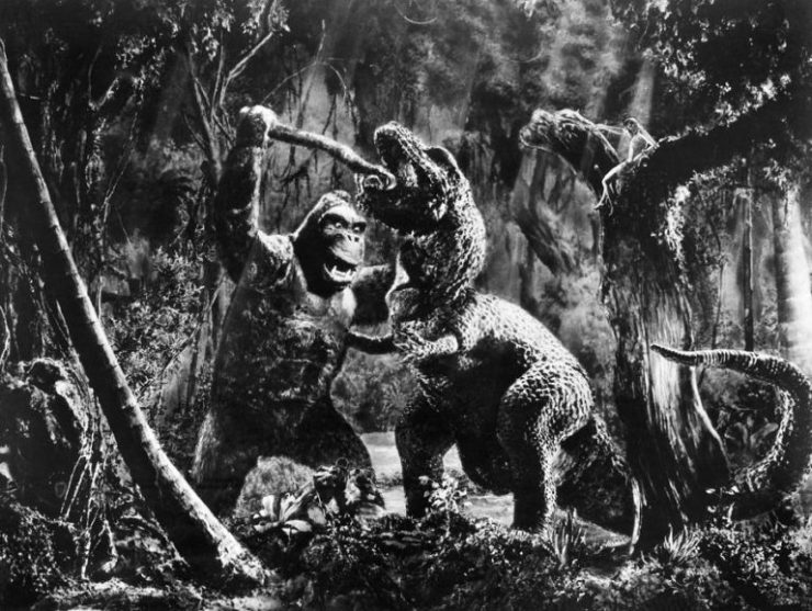 7 Monsters of Cinema- King Kong