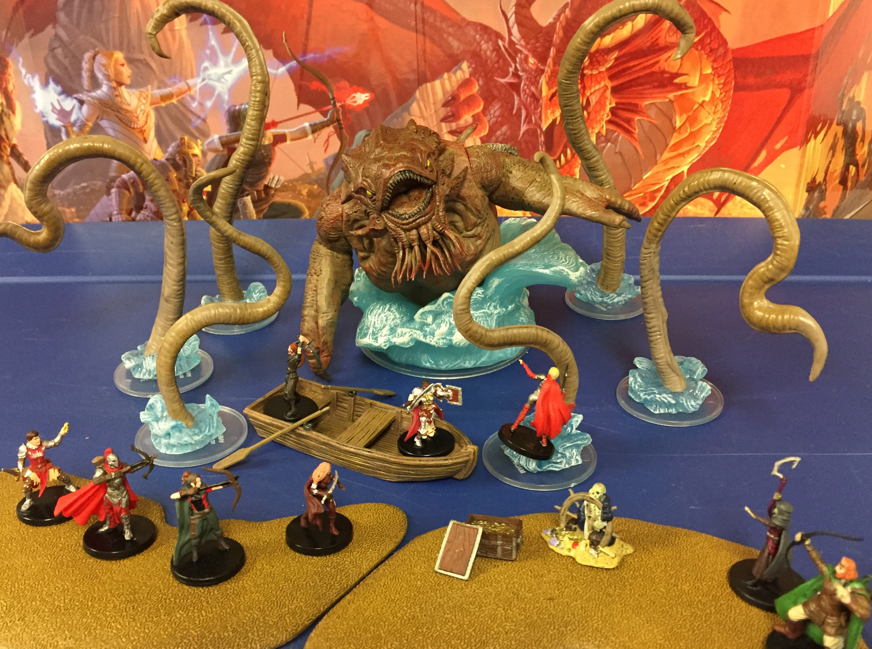 10 Great D&D Monsters (That Aren't Dragons) | Sideshow