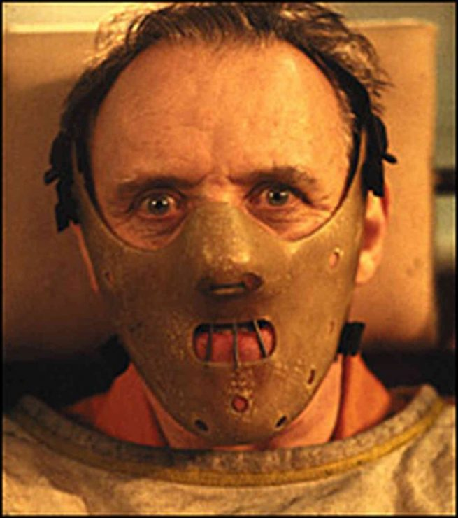 Hannibal Lecter- Silence of the Lambs