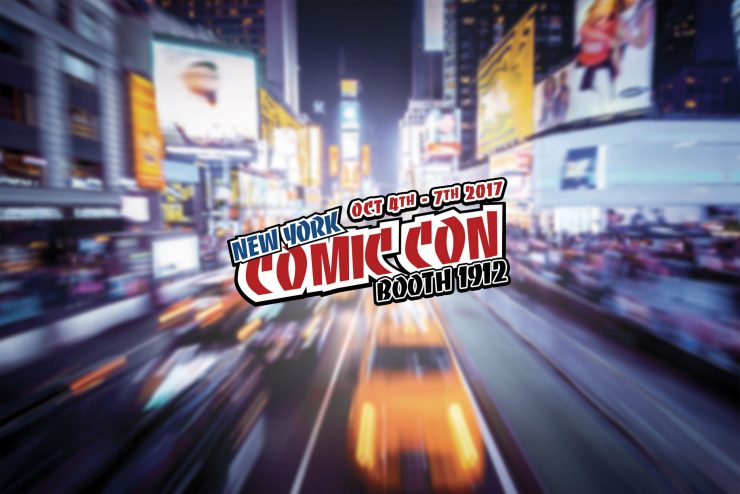 Sideshow's Week in Geek: New York Comic Con!