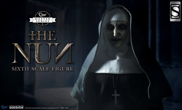 QMx The Nun 1:6 Scale Collectible