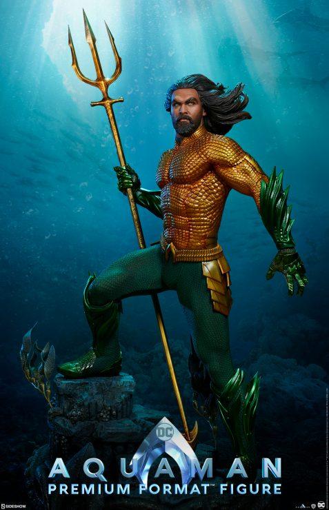 Aquaman Premium Format™ Figure
