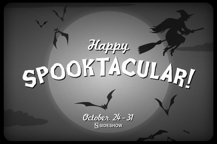 Sideshow's Spooktacular 2018 Is Coming Soon