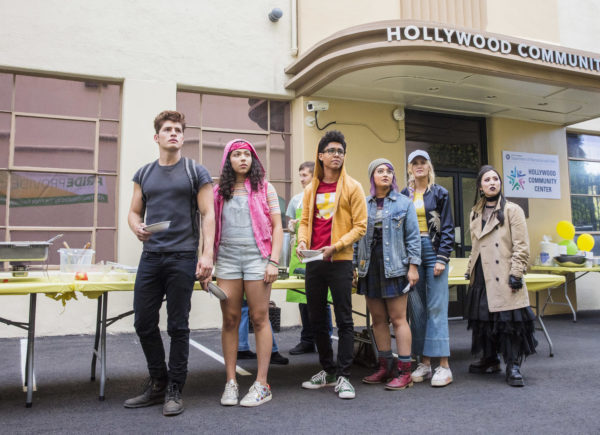 Hulu Debuts Runaways Season 2 Trailer