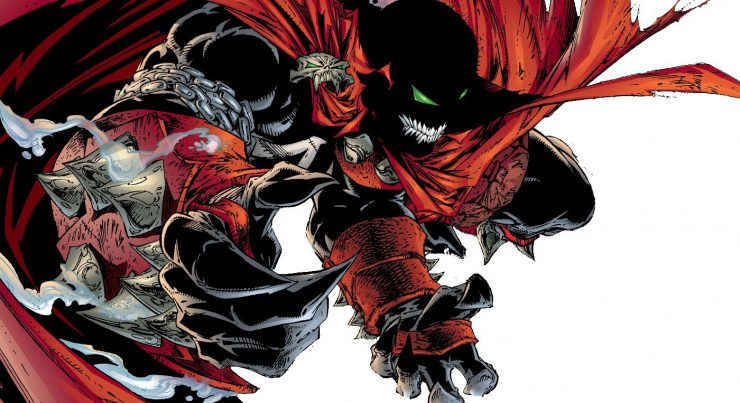 Todd McFarlane Planning Spawn Trilogy of Films