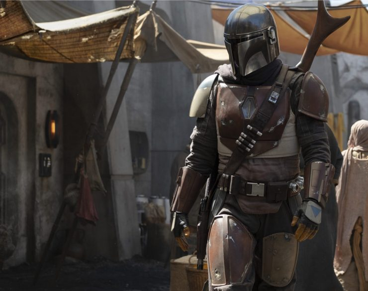 Jon Favreau brings us the First Live Action Star Wars TV Show