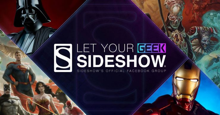 Let Your Geek Sideshow Facebook Group