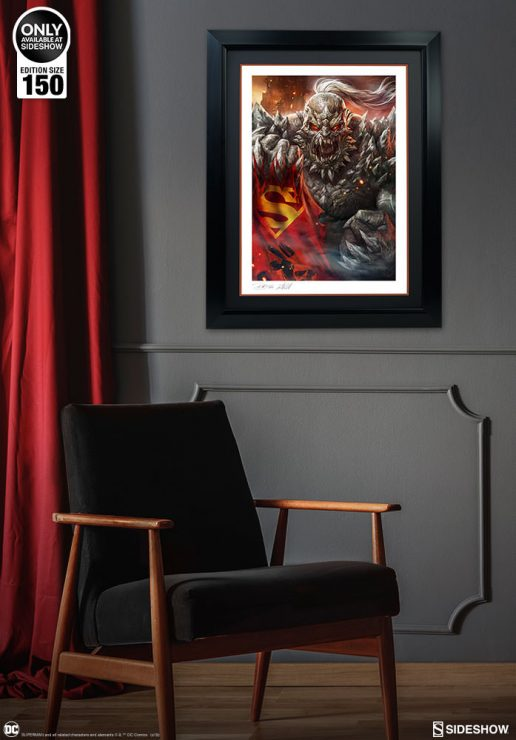 Doomsday Fine Art Print by artists Dave Wilkins and Ian MacDonald