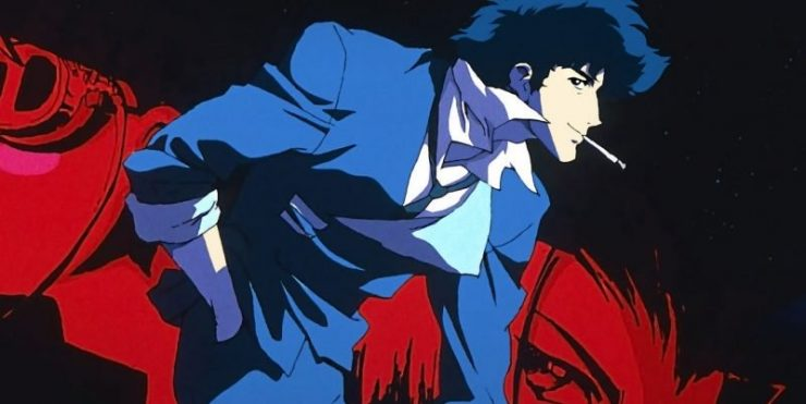 Netflix Developing Live-Action Cowboy Bebop