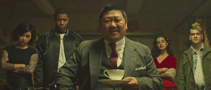 Syfy Deadly Class Gets a New Trailer