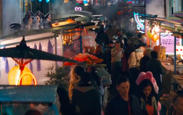 Detective Pikachu Trailer Market