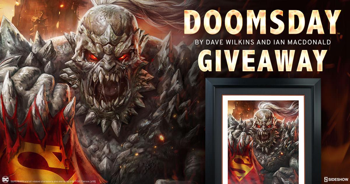 Doomsday Fine Art Print Giveaway