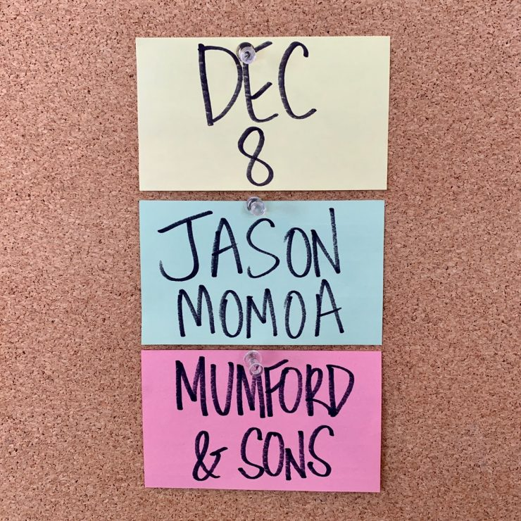 Jason Momoa Among December SNL Hosts