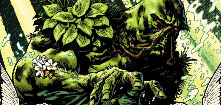 DC Universe Casts Swamp Thing and Alec Holland