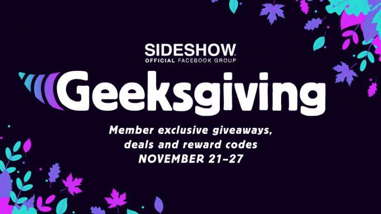 Geeksgiving 2018!