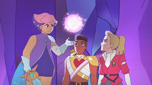 Netflix Moves Up She-Ra Premiere Date