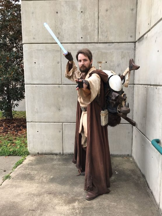 @andysmith1138 Creates Epic Obi-Wan Mythos Cosplay