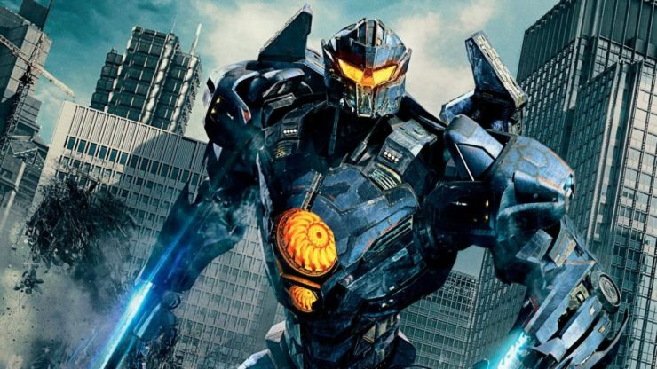 Netflix Announces Pacific Rim, Altered Carbon Anime Series