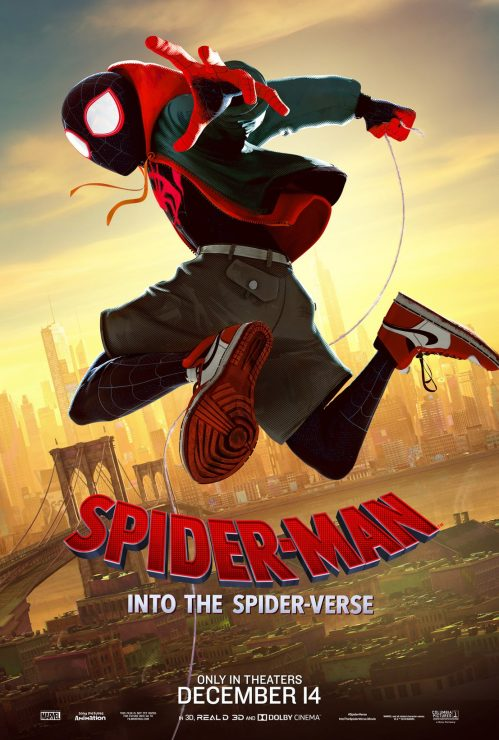 Spider-Man: Into the Spider-Verse Character Trailers