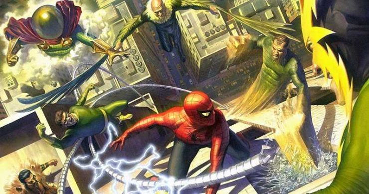 The Evolution of Spider-Man's Sinister Six!