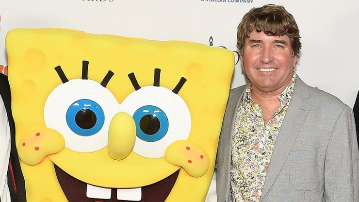 Stephen Hillenburg Passes Away at Age 57