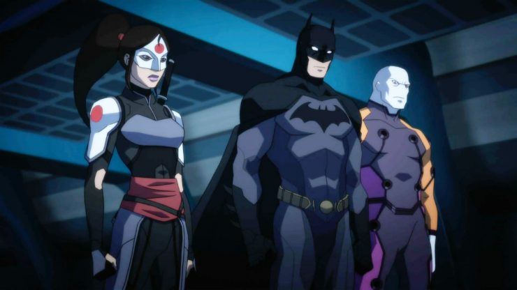 Young Justice: Outsiders Official Trailer