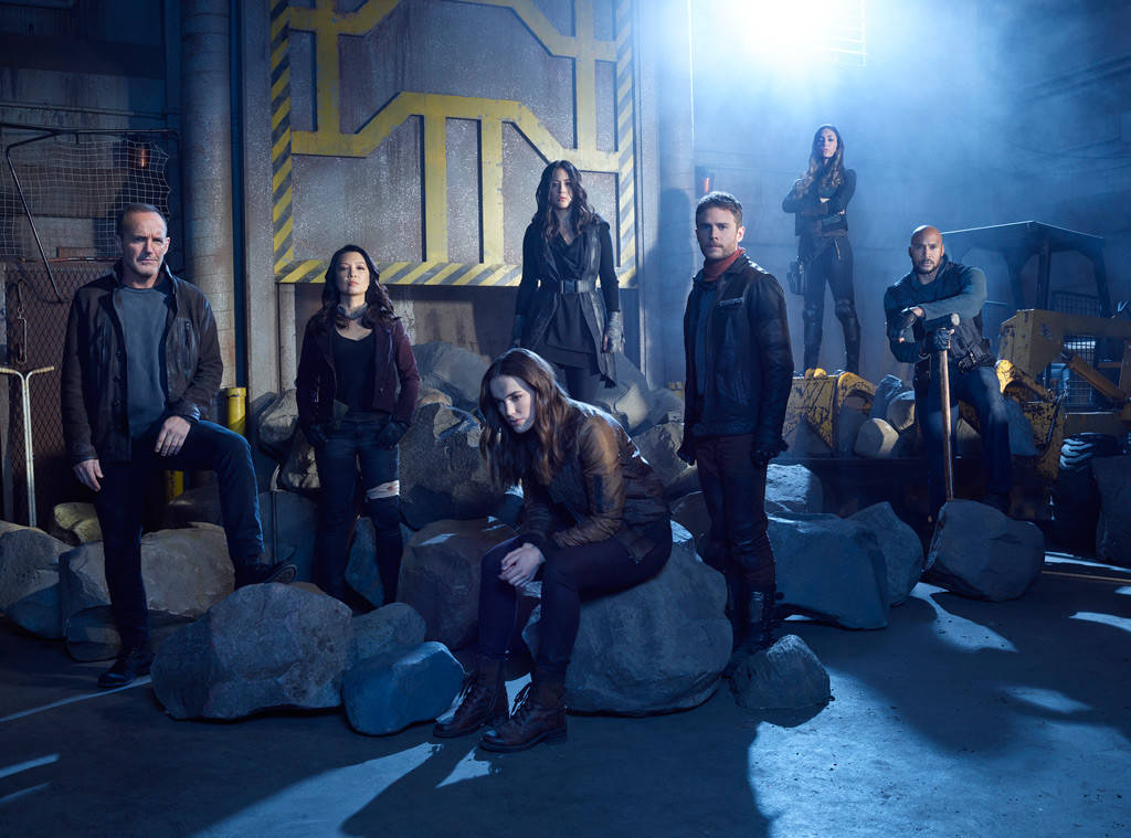 Agents of S H I E L D  Gets Season 7 Renewal, Jon Cryer Cast