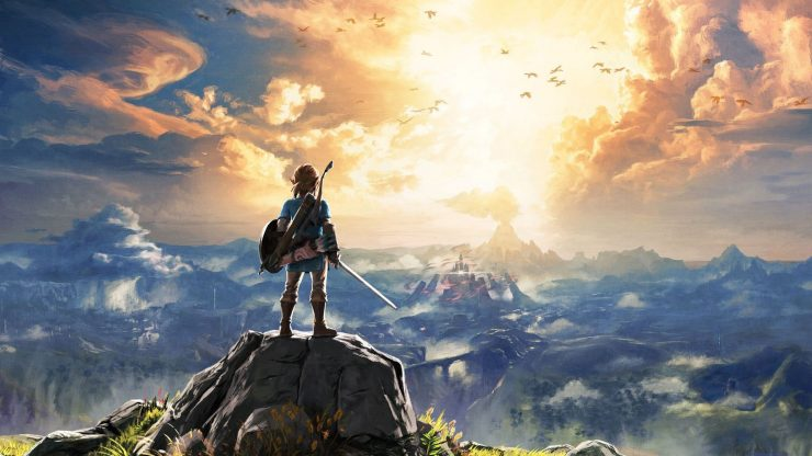 Adi Shankar Developing Legend of Zelda Television Series