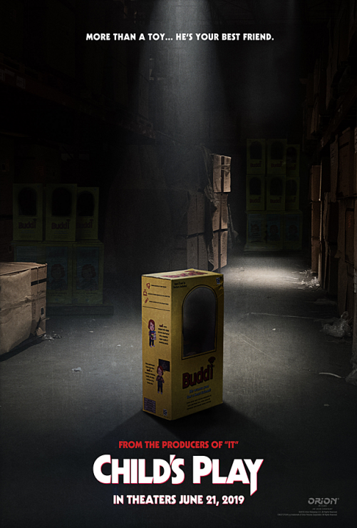 Child's Play Reboot Gets Teaser Poster