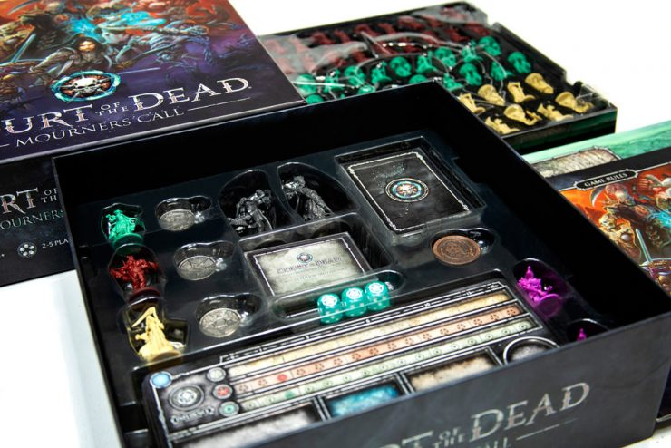 Court of the Dead: Mourners Call Updates from Project Raygun