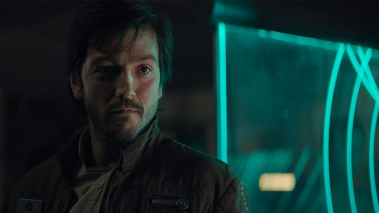 Disney Developing Live-Action Star Wars Series Starring Cassian Andor