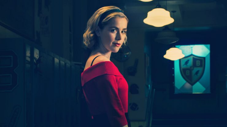 Chilling Adventures of Sabrina Gets a Holiday Special