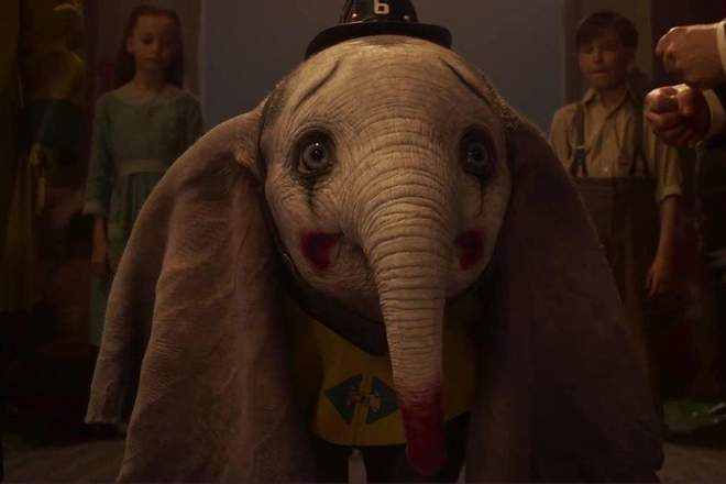 Disney Releases New Dumbo Live-Action Trailer