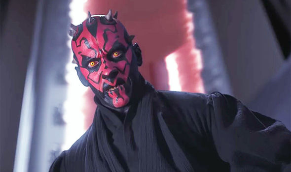 Darth Maul History