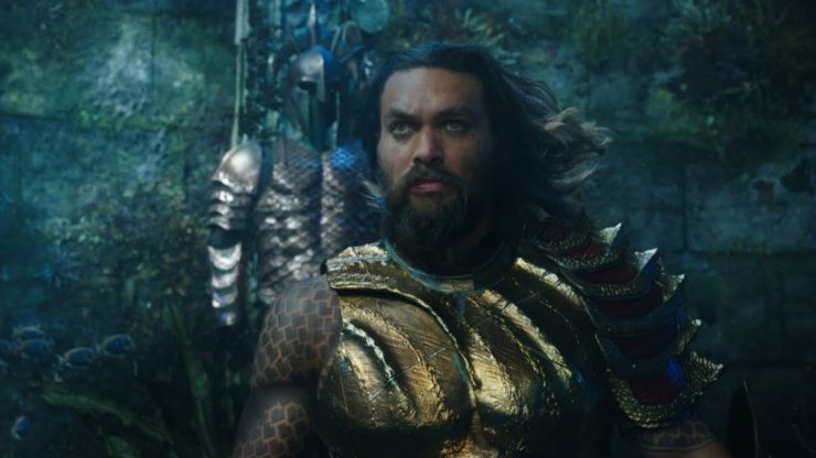 James Wan Confirms Aquaman Film Finished