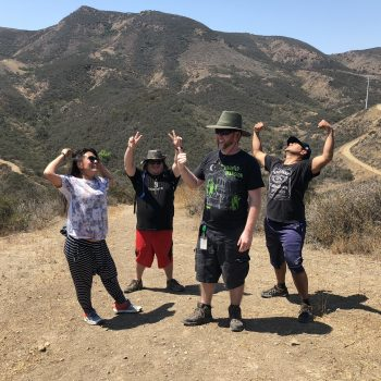 Sideshow's Week in Geek- Group Nature Hikes!