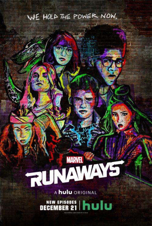 Runaways Season 2 Trailer on Hulu