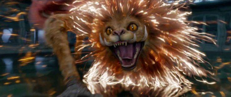 Fantastic Beasts Zouwu