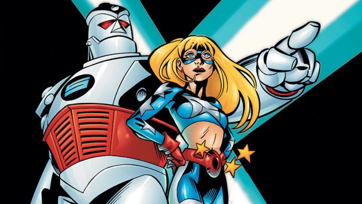 DC's Stargirl Series Adds 2 More Series Regulars
