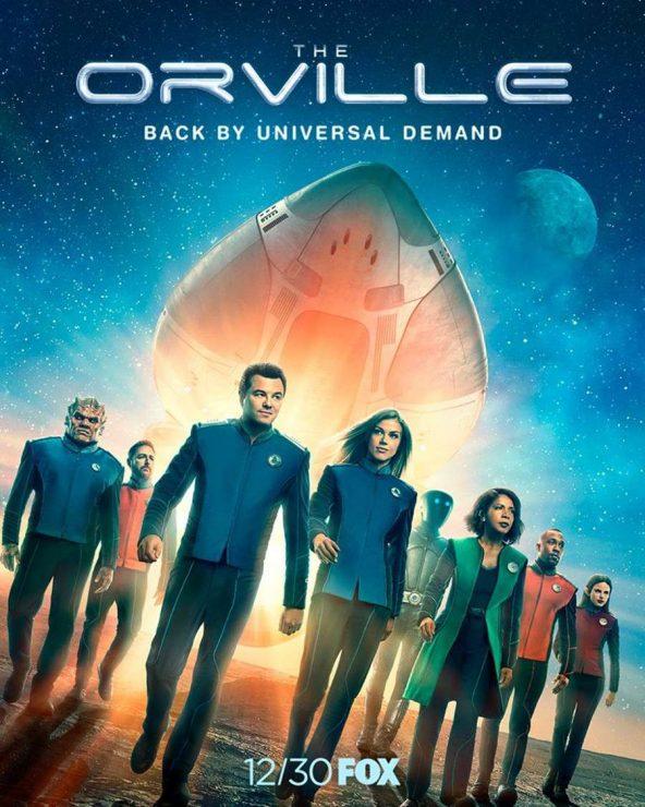 FOX Debuts The Orville Season 2 Poster