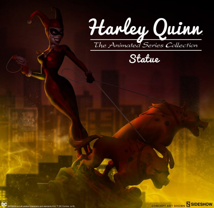 Harley Quinn (Animated Series Collection) Statue