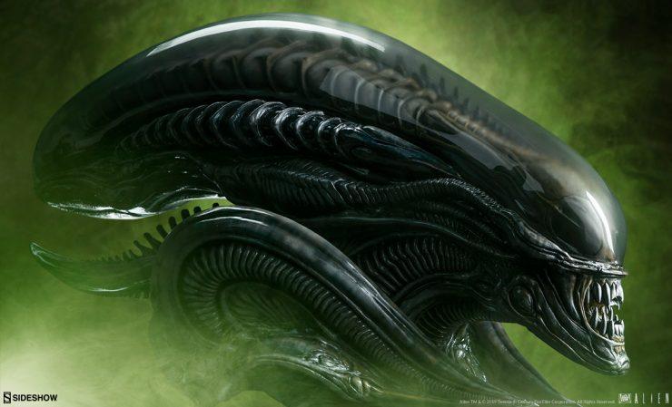 Alien Mythos Legendary Scale Bust